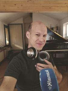 Portrait von Pascal Nater